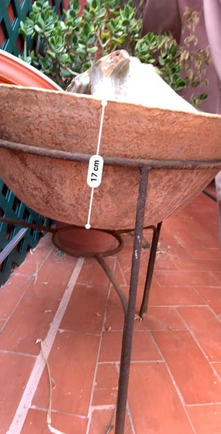 Maceteros cerámica