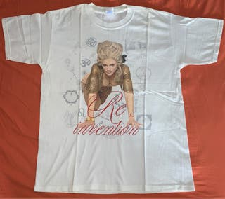 Madonna Re invention Camiseta Oficial