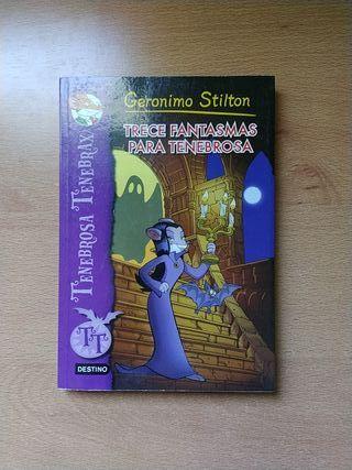 Gerónimo Stilton (Trece fantasmas para tenebrosa)