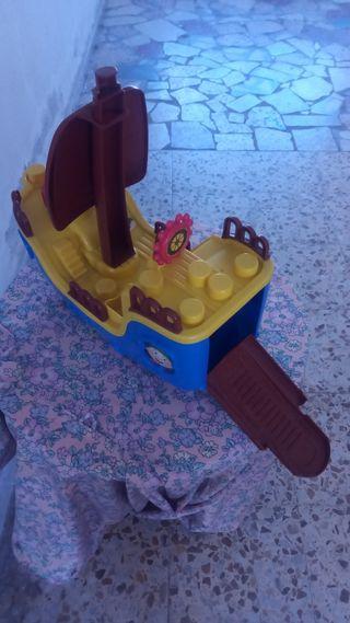 barco infantil