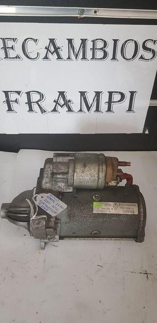Motor de arranque 8200568535e Renault koleos 2.0