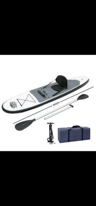 tabla paddle surf, convertible and kayak