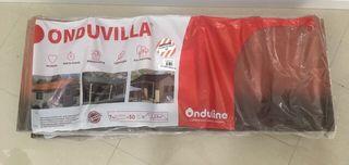 3 Paquets ONDULINE Onduvilla