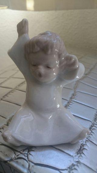 Niños de porcelana.