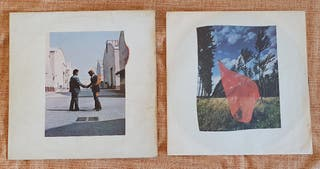 Vinilo Pink Floyd -Wish you were Here