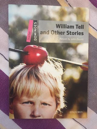 Vendo libro william Tell and other stories