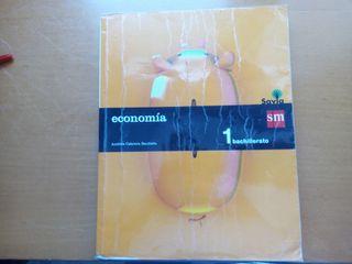 Economía SM 1 bachillerato
