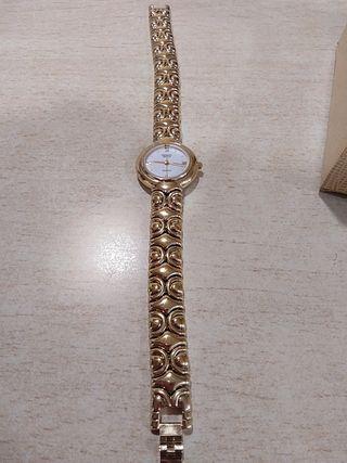 Reloj bañado en oro. Orient Watch-Xernus