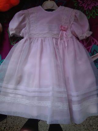 vestido de nina solo una puesta