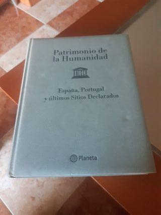 libro de lugares patrimonio unesco.