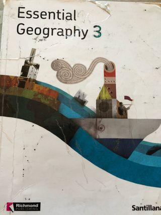 Essential Geography 3 ESO Santillana Richmond