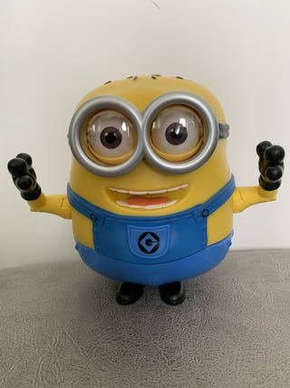 Minion Interactivo Jerry - Gru Mi Villano Favorito