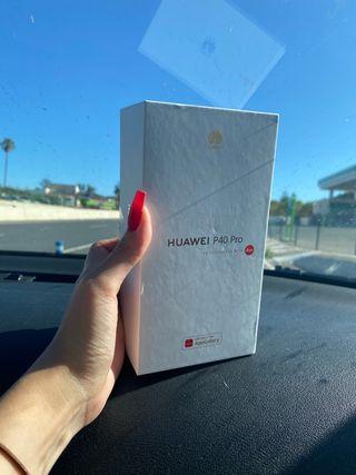 Huawei p40 pro precintado