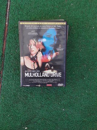 dvd Mulholand drive