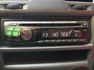 Radio de coche alpine
