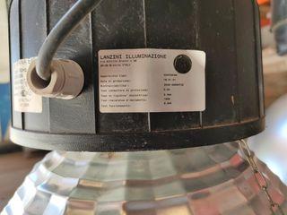 Foco industrial. 12 unidades. 60€ unidad
