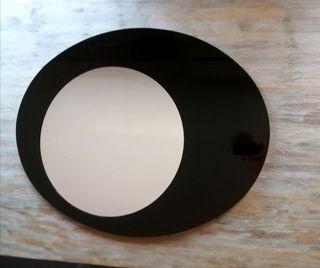 Espejo diseño ovalado