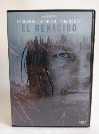DVD El Renacido