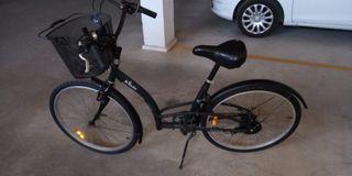 "Bicicleta Paseo Mujer 26"" 5 velocidades"
