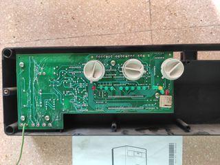panel electrónico caldera Roca RS-20/20