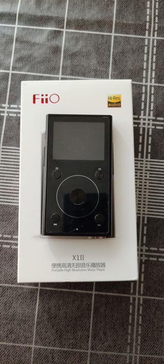 Reproductor MP3 alta fidelidad
