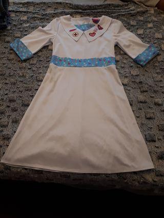 Disfraz de Tania, enfermera de K-simerito