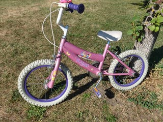 "bicicleta 16"" princesas"