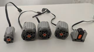 Lego technic mindstorms power function