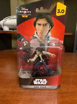 Han Solo Disney Infinity Nuevo Precintado