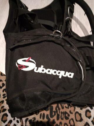Equipo buceo Subacqua