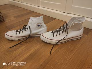 Converse Blancas Nuevas