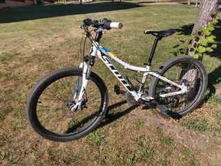 """bici 24"""" scott"""