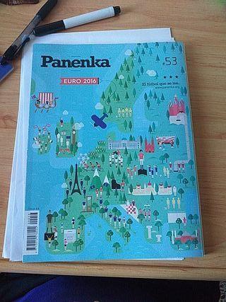 Revista Panenka #53. Eurocopa 2016.