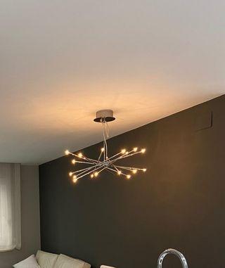 Lámpara de suspensión de techo salón comedor