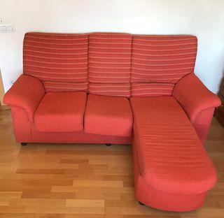 Sofa con chaiselonge