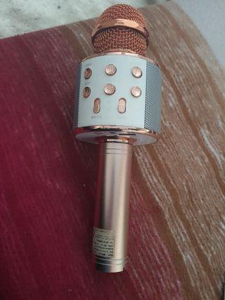 micrófono con usb