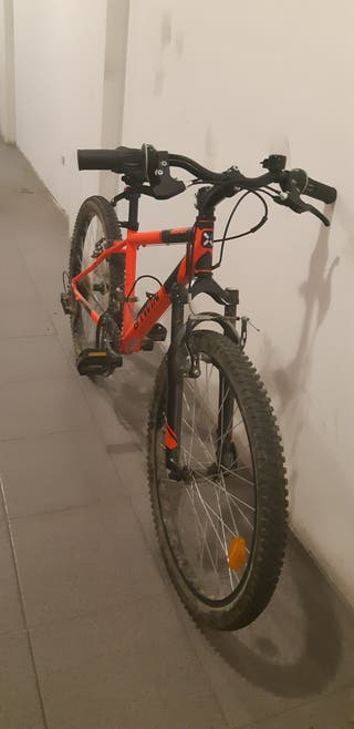 BICICLETA DE MTB ROCKRIDER 500