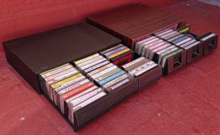 estuche cassette casete cassete cassette vinilo