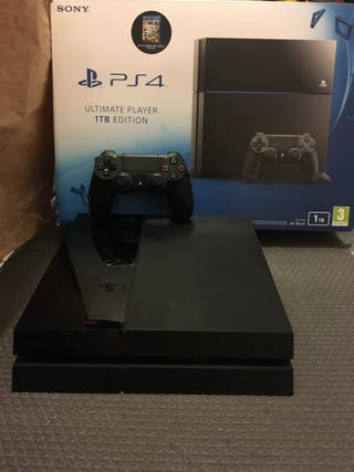 Ps4 Play Station 4 1 tb