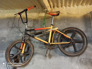 bicicleta GAC 4x4
