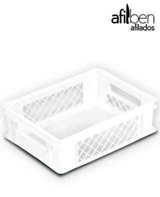 Cubeta ranurada fondo liso 11 litros
