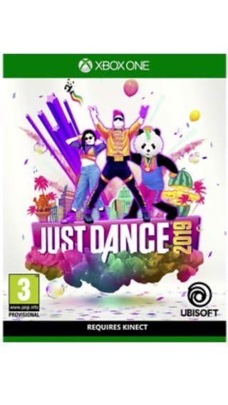 JUEGO XBOX ONE JUST DANCE 19