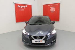 NISSAN MICRA NCONNECTA IMPECABLE 2018