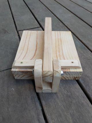 máquinas de aser tortillas de madera fácil y rápi