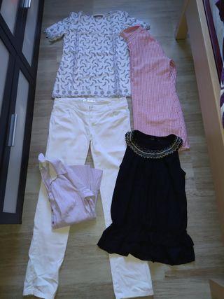 Lote de ropa talla 38
