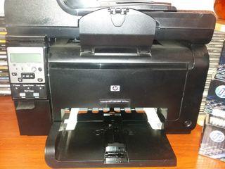 impresora HP laser jet 10 color + 3 toner