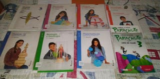 Libros 3 ESO Santillana