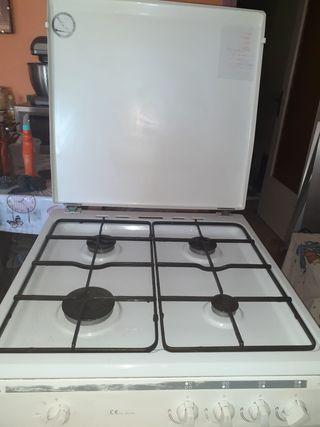 Cocina de gas natural