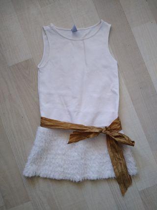 5-6 años vestido zara