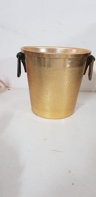 Cubitera color dorado 20cm